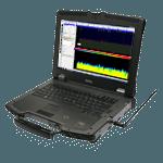 Analyseurs de spectre pour applications extérieures d'Aaronia, (portable et analyseurs de spectre de standard militaire, 1MHz - 9,4GHz)
